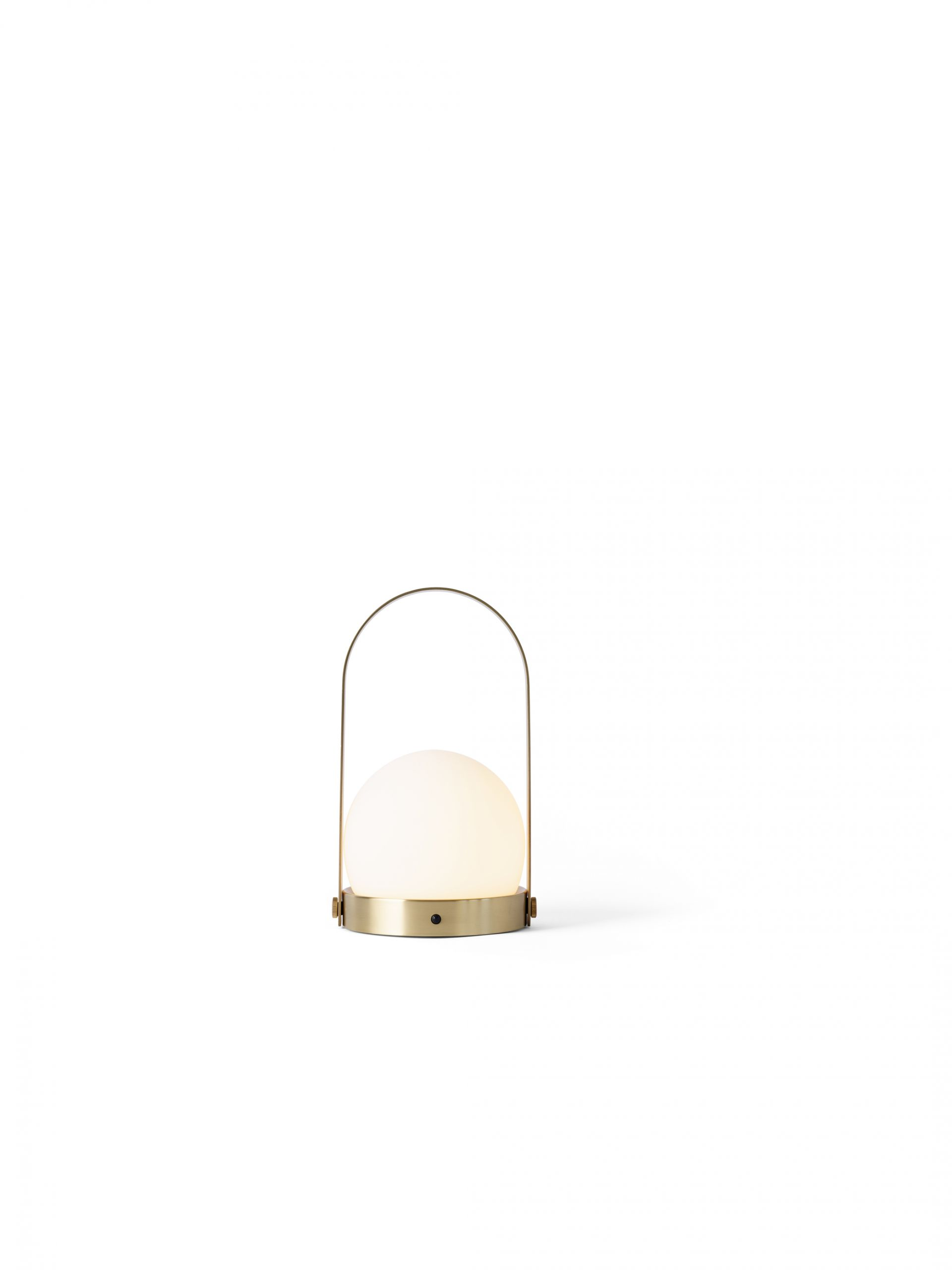 Menu Carrie LED Lamp Brass