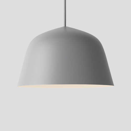 Ambit lamp 40 cm grey