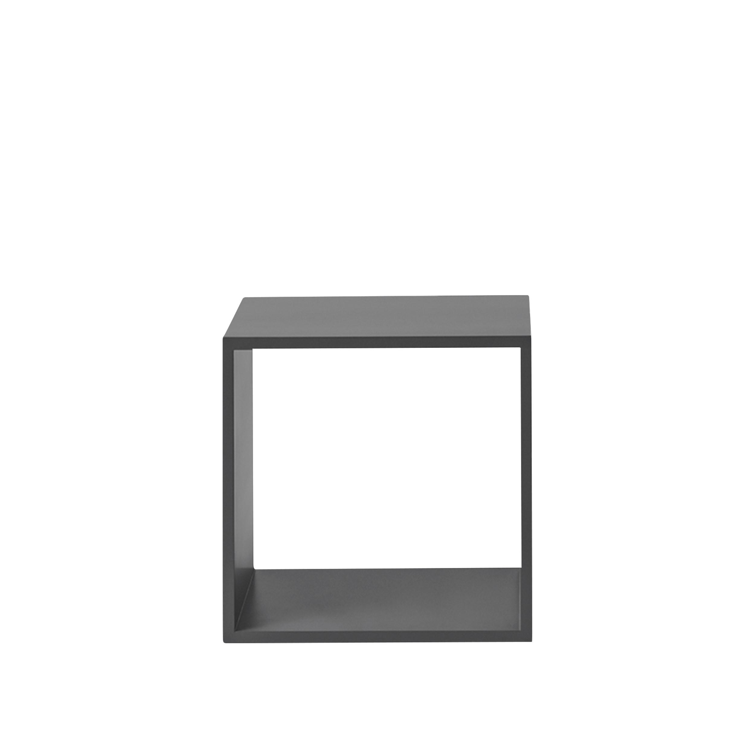 Stacked 2.0 medium open grey