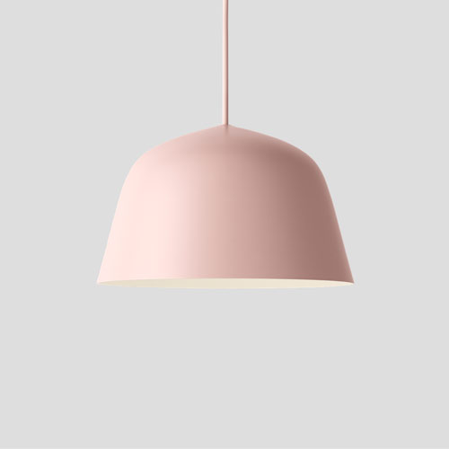 Ambit lamp 25 cm rose