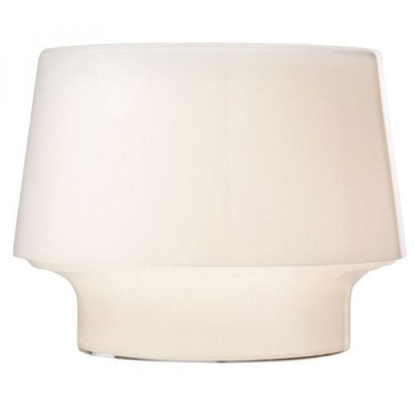 Cosy lamp large white