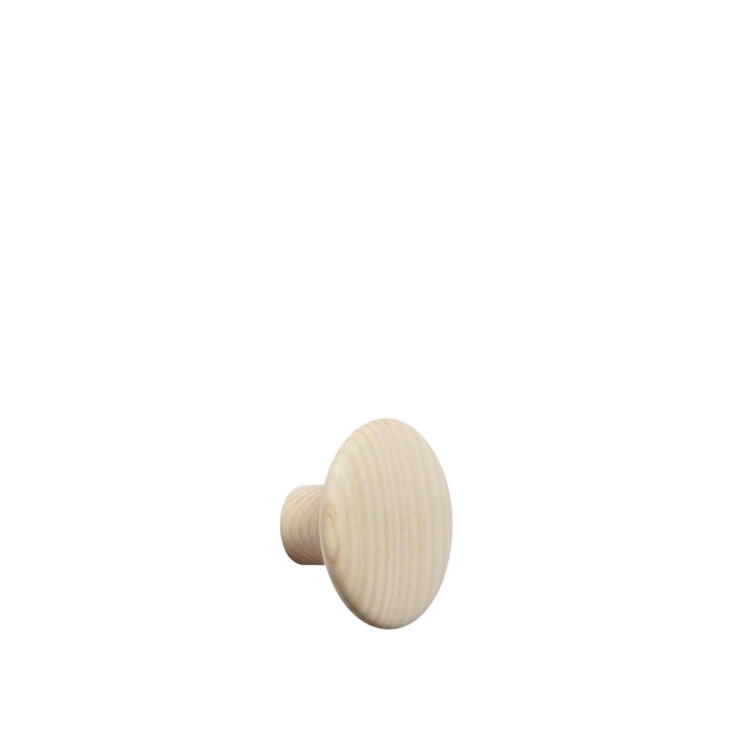 Dot wood small Ø 9 cm ash