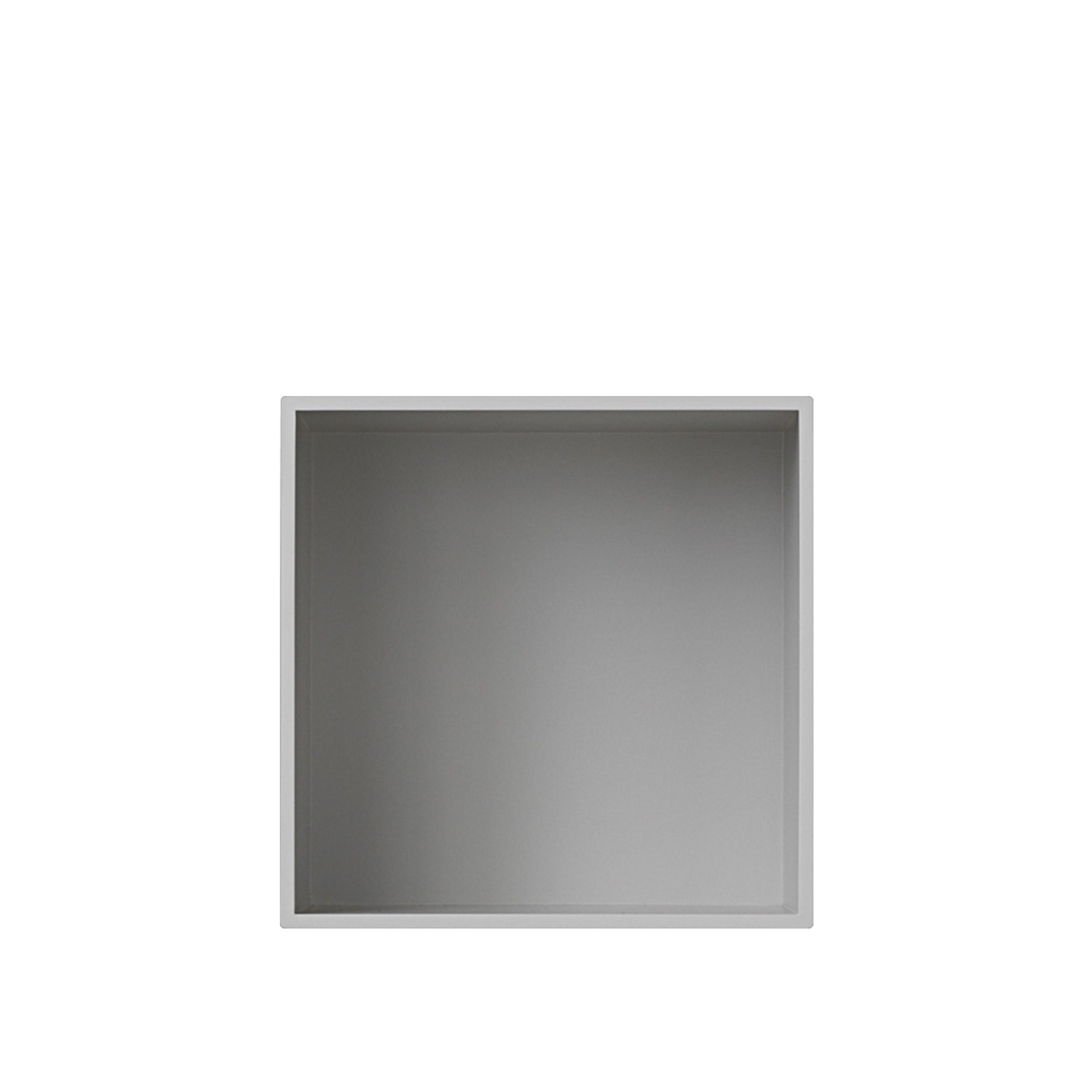 Mini stacked 2.0 medium light grey