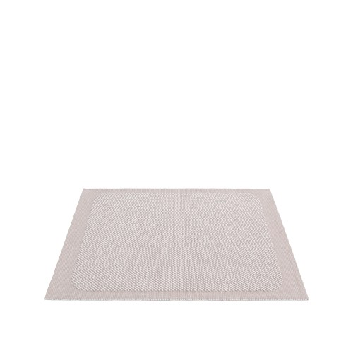 Pebble rug 240 x 170 pale rose