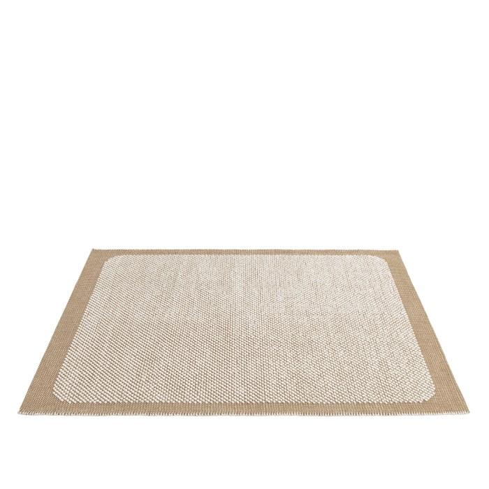 Pebble rug 300 x 200 burnt orange