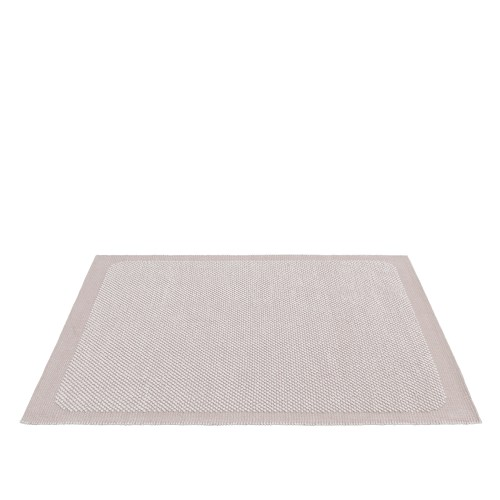 Pebble rug 300 x 200 pale rose