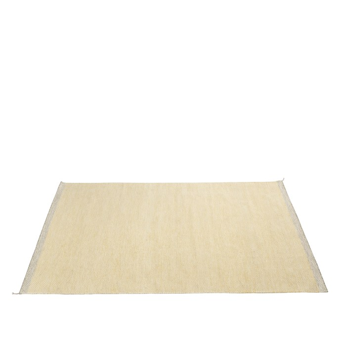 Ply rug 270 x 360 yellow
