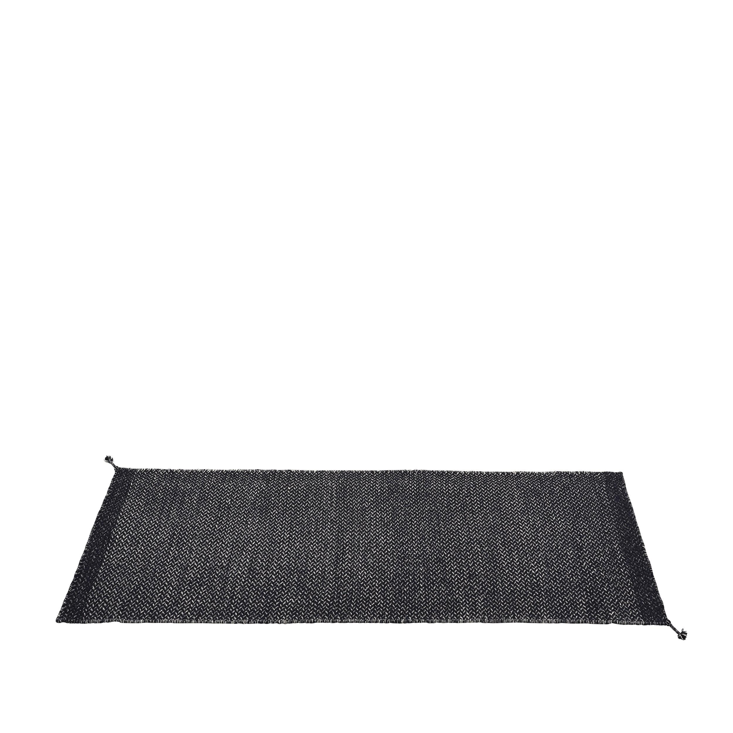Ply rug 80 x 200 midnight blue