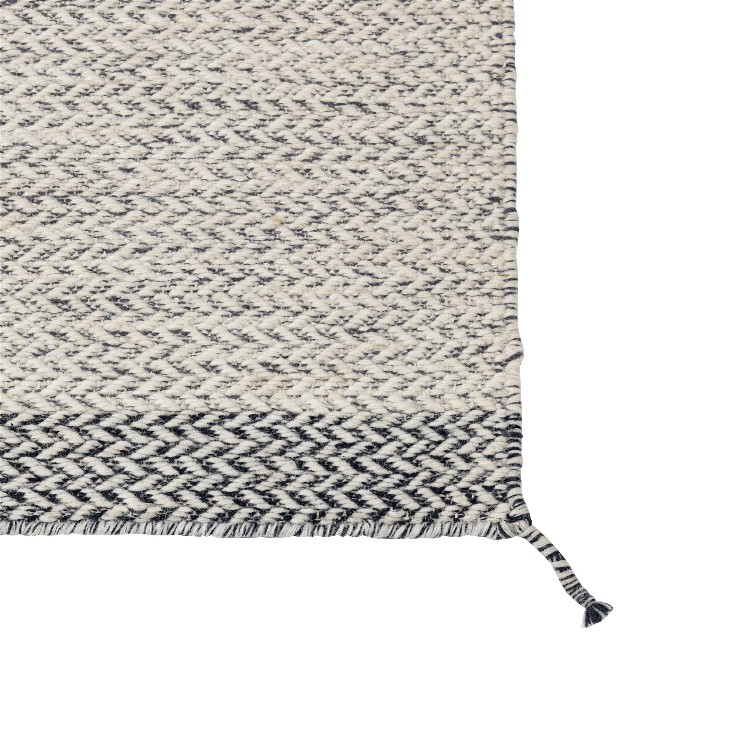 Ply rug 85 x 140 off-white