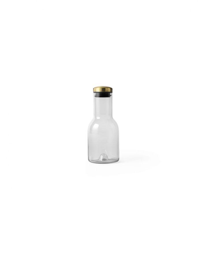 Menu Bottle 0,5L Smoke/Brass