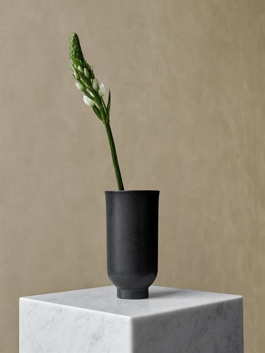 Menu Cyclades Vase L Black