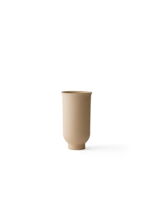 Menu Cyclades Vase S Sand