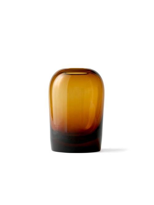 Menu Troll Vase Large Amber