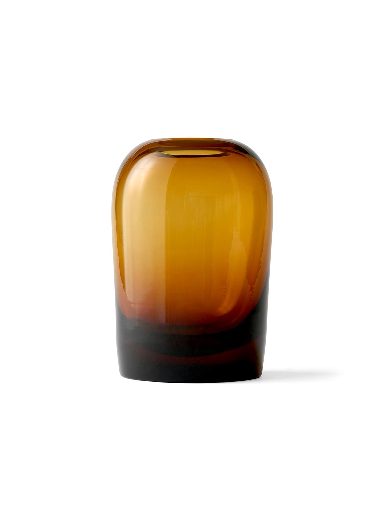 Menu Troll Vase X-Large Amber