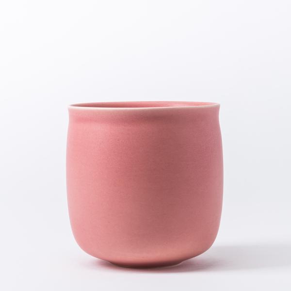 Raawii Alev Vase 01 Medium Young Rose