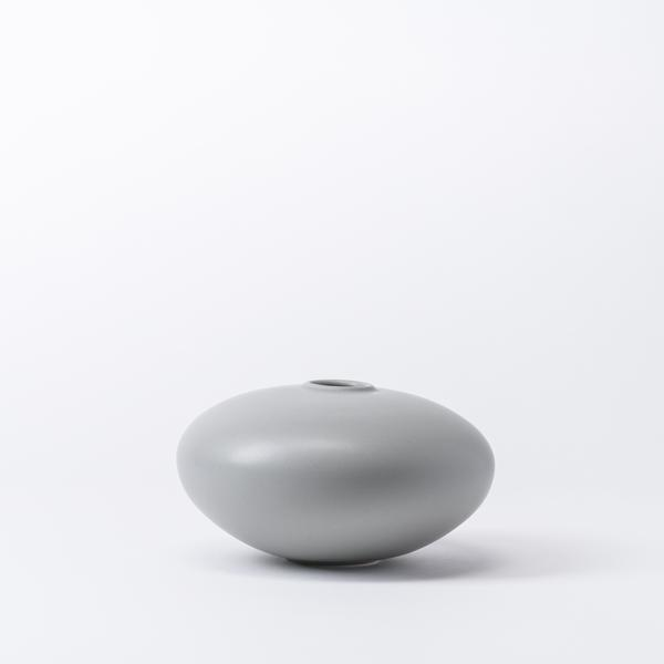Raawii Alev Vase 02 Small Misty Grey
