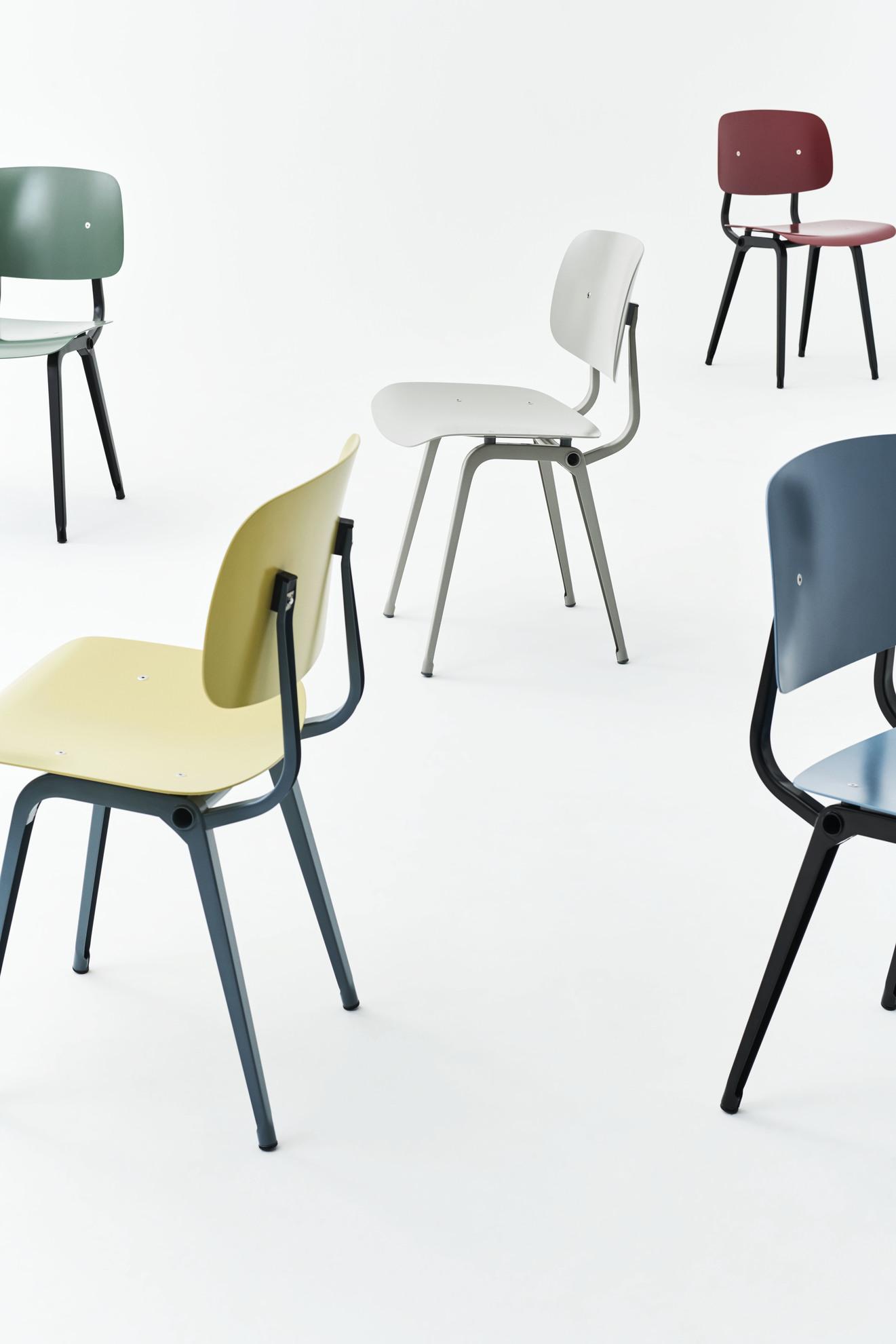 Hay Result Chair Ocean / Biscotti