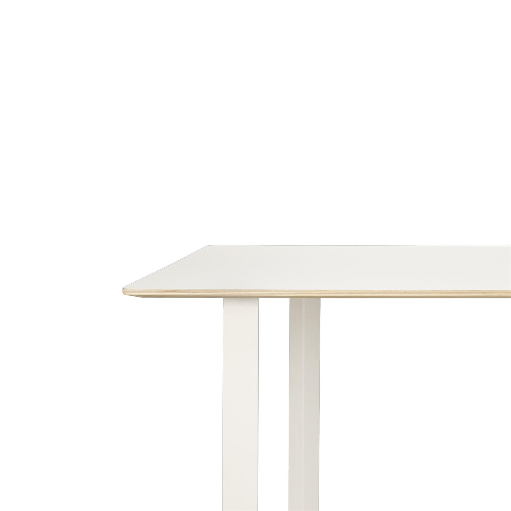 Muuto 70/70 Table 170x85 White Laminate