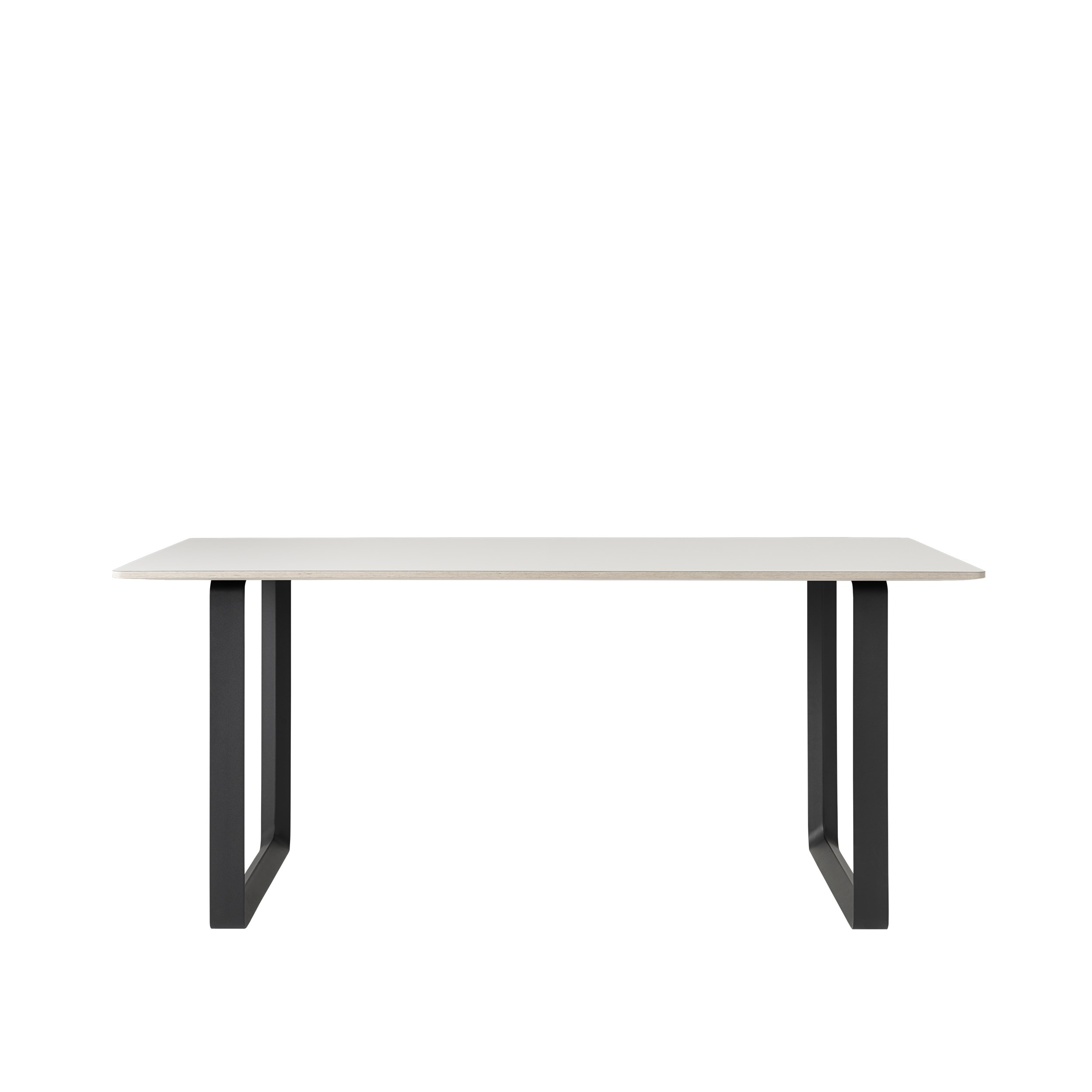 Muuto 70/70 Table 225x90 Grey Limoleum