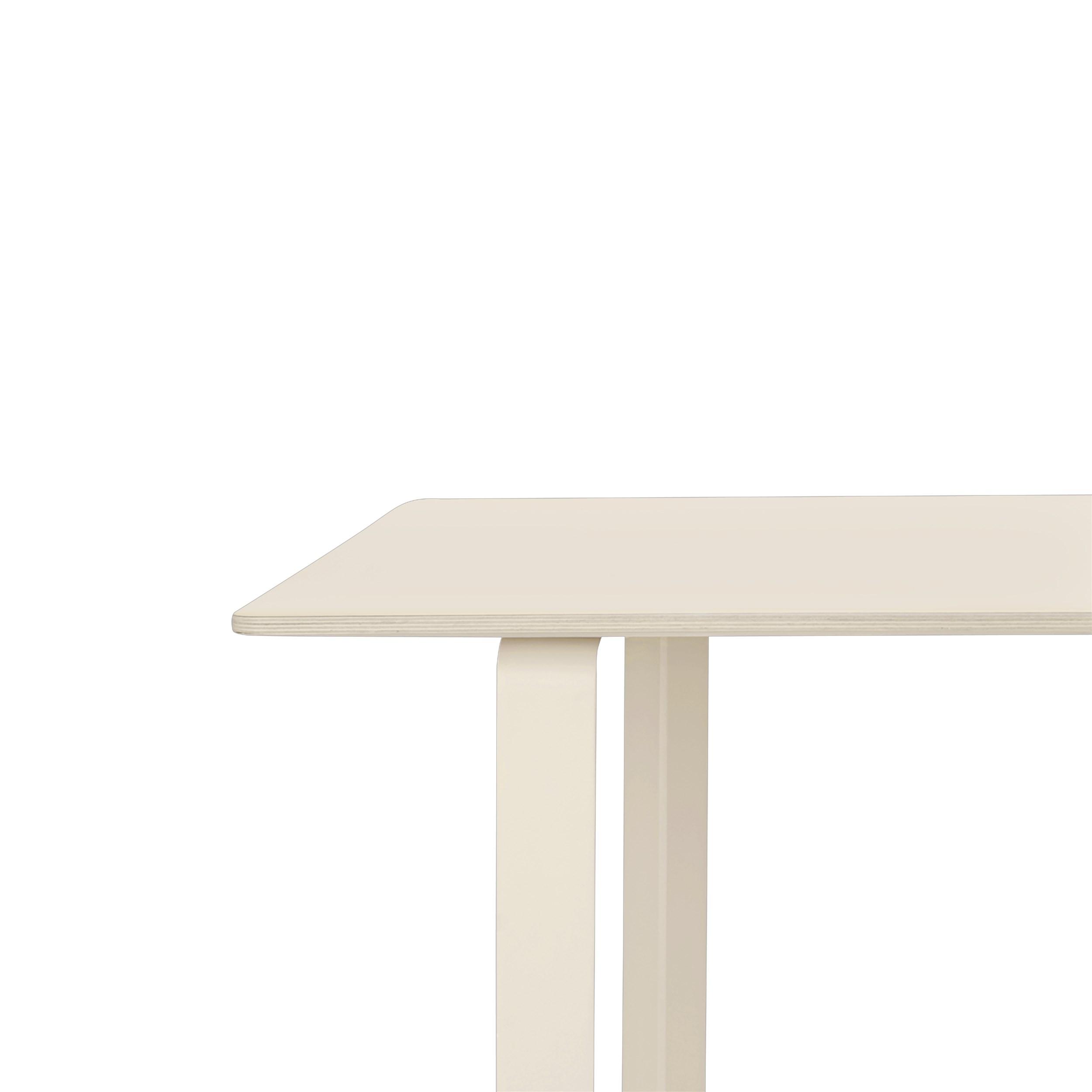 Muuto 70/70 Table 255x108 Sand Laminate