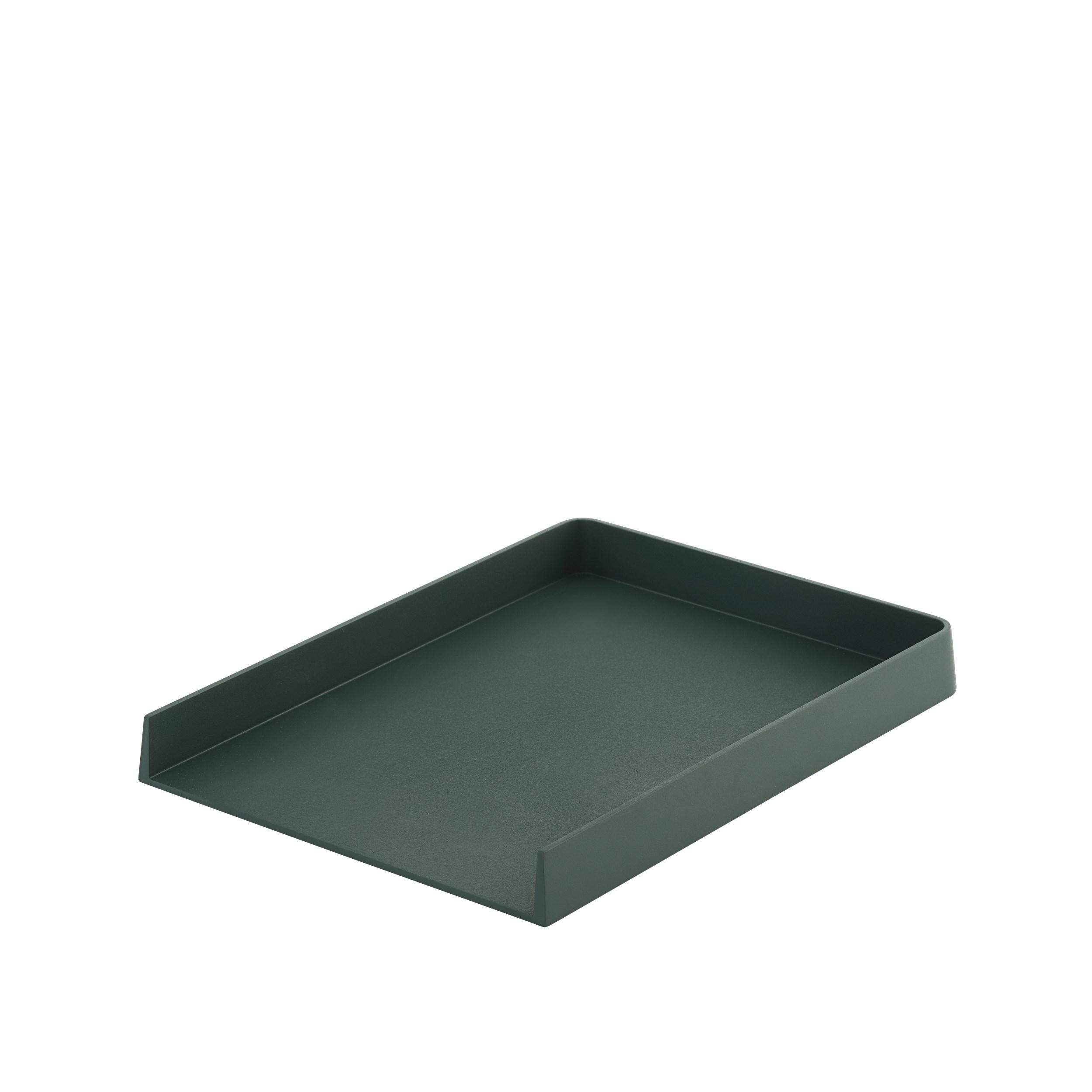 Muuto Arrange Tray 32x25 Dark Green