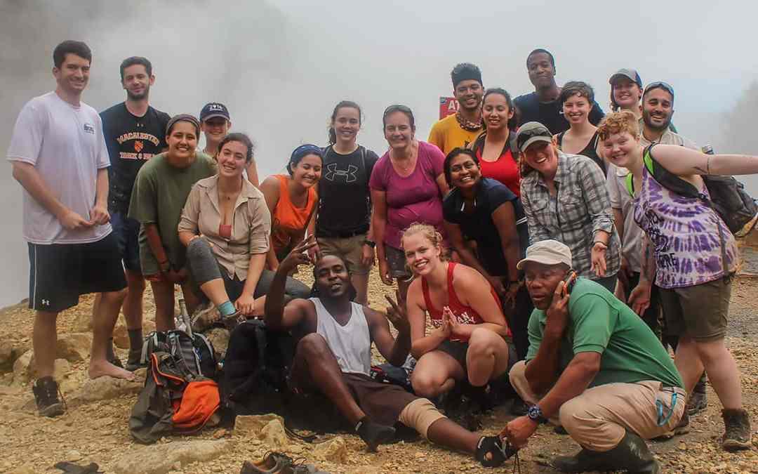 Dominica Frontier Project Update