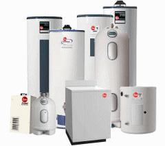 Rheem Water Heaters - Quincy, IL