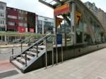 台北・MRT東門駅の7番出口が設計ミスにしか思えない件…(追記)でもちゃんと理由があった!