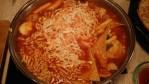 台湾の中壢でおすすめの韓国料理レストラン~La hot pot 韓國年糕火鍋~