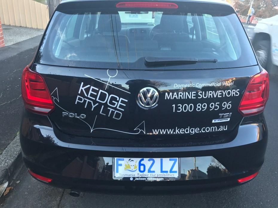 Kedge Car 3