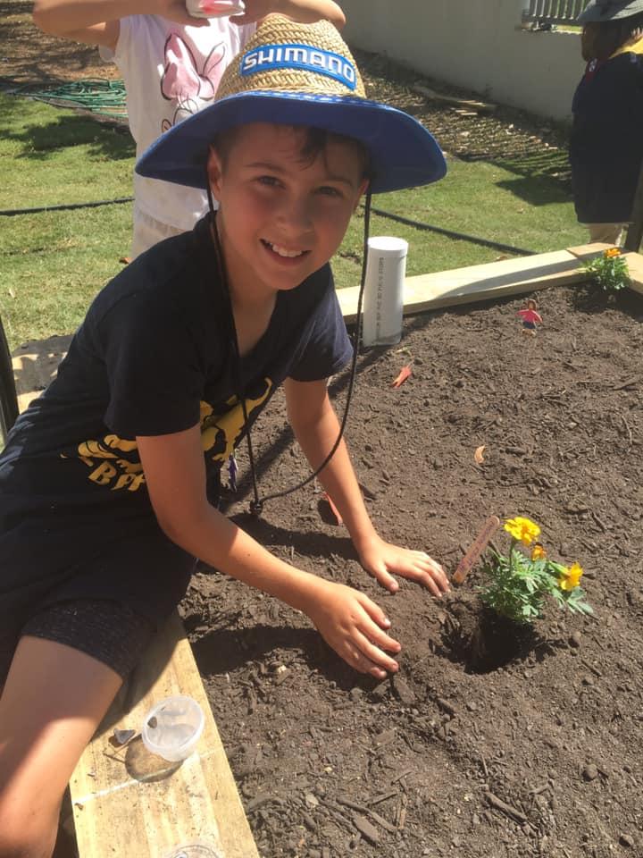 Kedron Scouts Community Garden