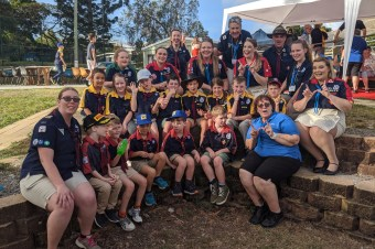 A big year ahead for Kedron Scouts in 2020