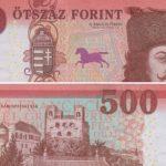 Már forgalomban az új 500 forintos bankjegy! Nektek hogy tetszik?