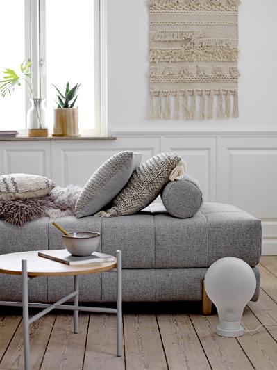 Inspiratie: een sofabed in huis.