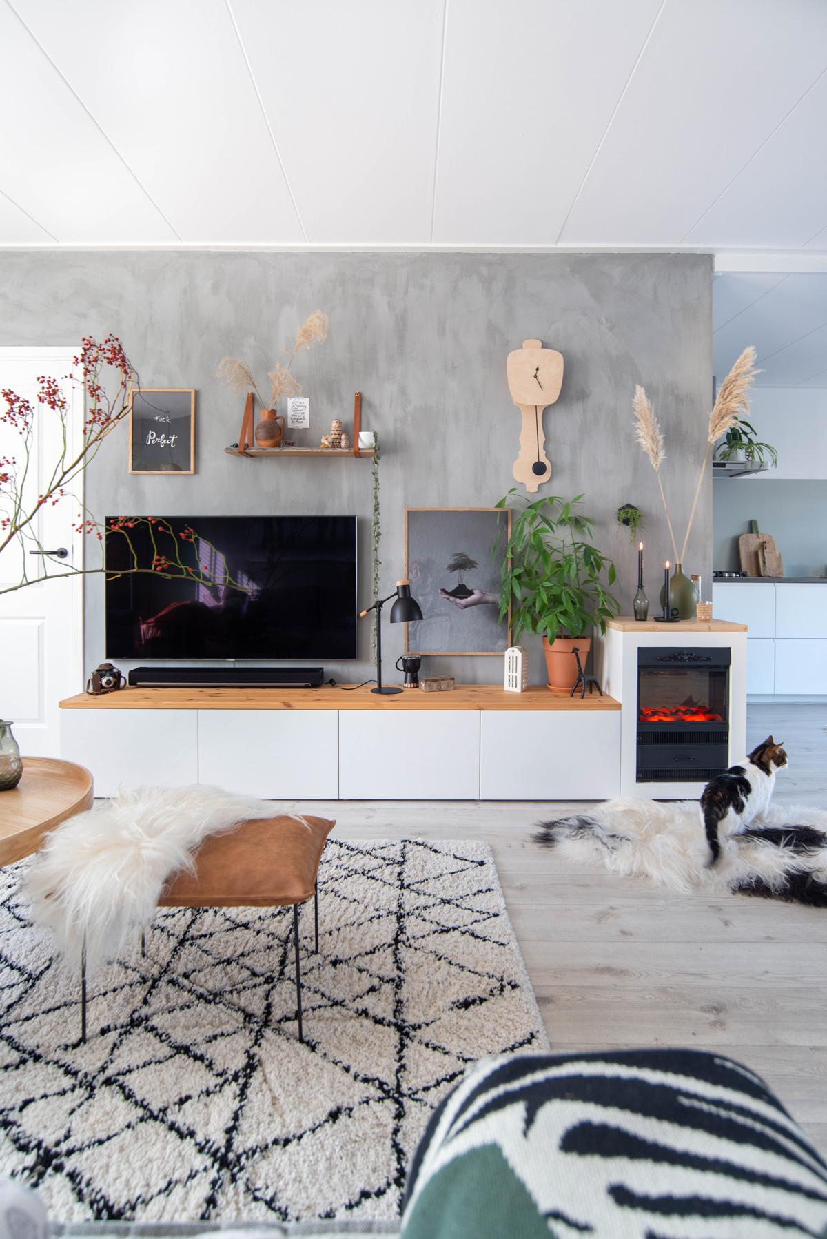 keeelly91 instagram more than canvas schapendoek woonkamer vtwonen interieur wonen inspiratie autumn herfstkleuren