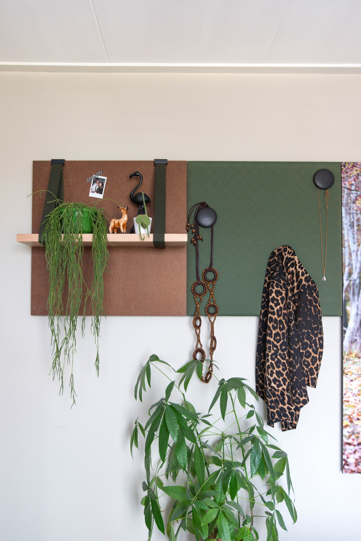 keeelly91 dock four style pads wandsysteem wooninspiratie interieur blogger home idea slaapkamer inspiratie interior groen planten
