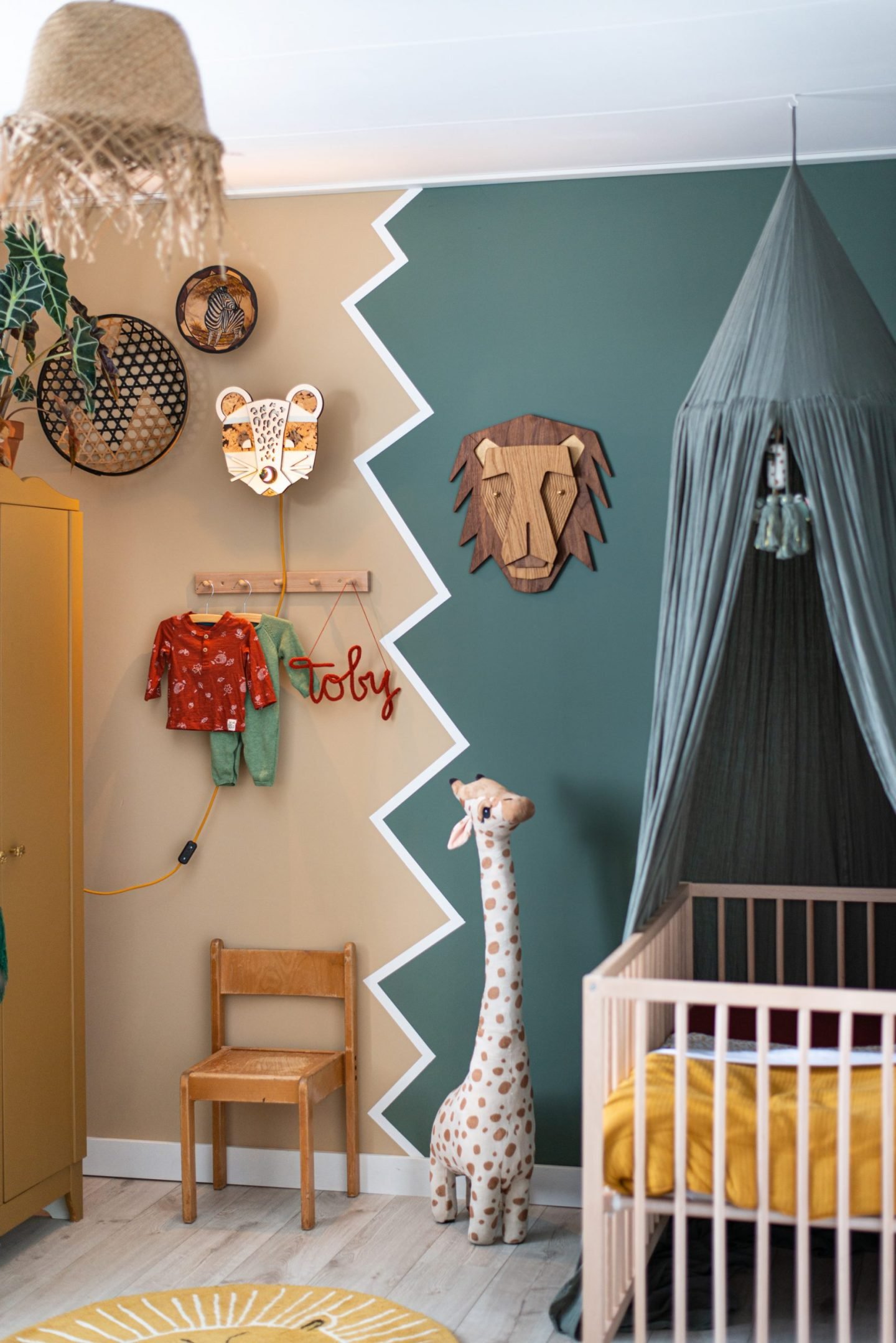 keeelly91blog nachtlampje made by the woods interieur babykamer kinderkamer nursery room bohemian interior styling kids room