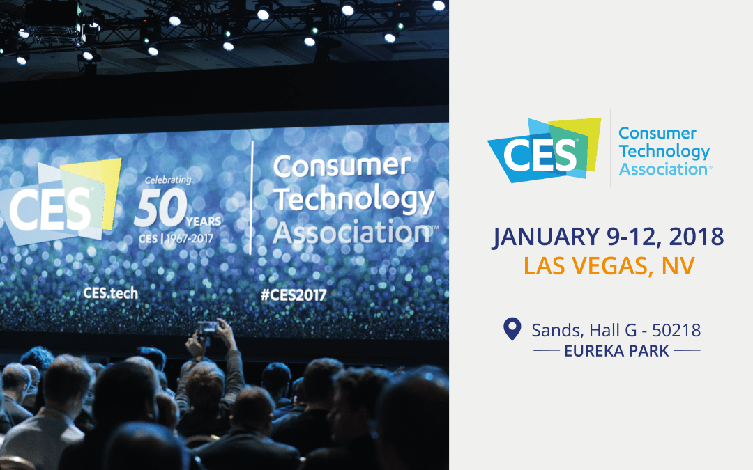 KeeeX selected for CES 2018 LAS VEGAS