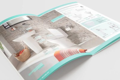 Catalogue design – Plumb Center