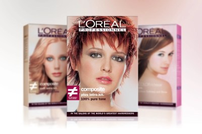 Packaging design – L'Oréal