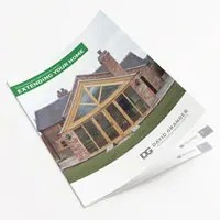 Lead generation ebook designed and written for David Granger Architectural Design Ltd