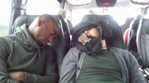 A Few Tired Men