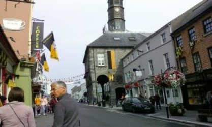 Decorated Kilkenny