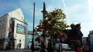Ennis Statue