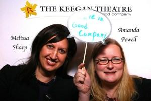 In Good Company: Melissa Sharp and Amanda Powell