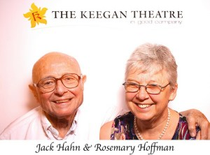 In Good Company: Jack Hahn and Rosemary Hoffman