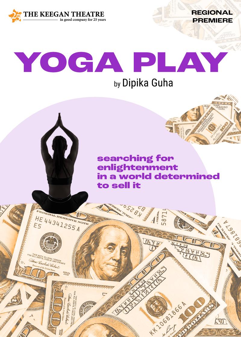 YOGA PLAY by Dipika Guha