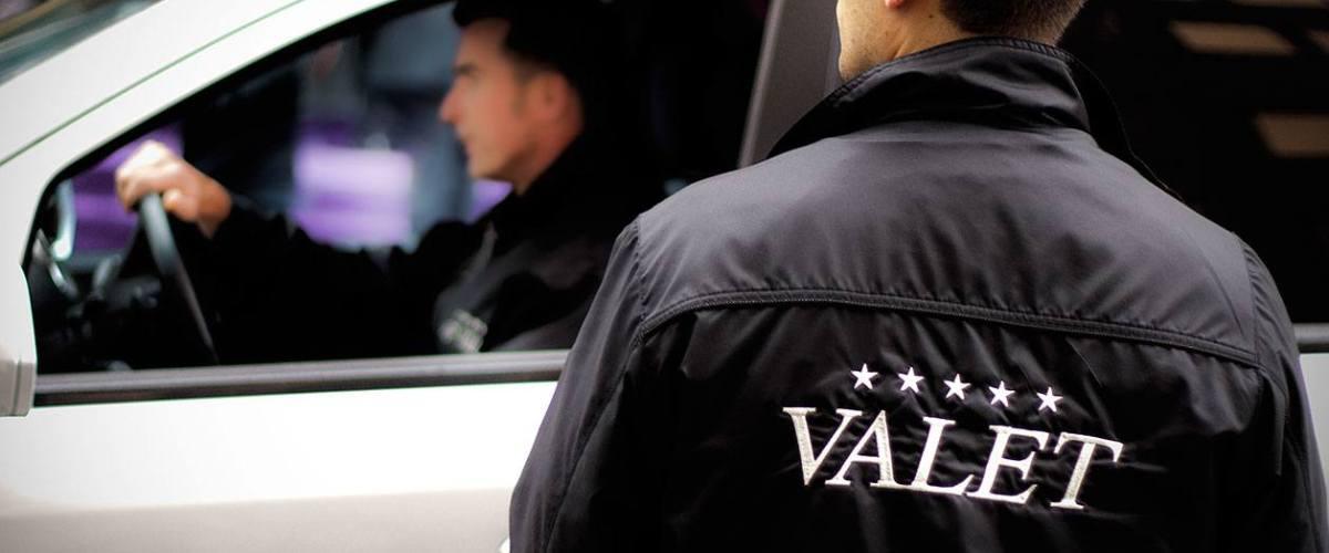 valet parking services