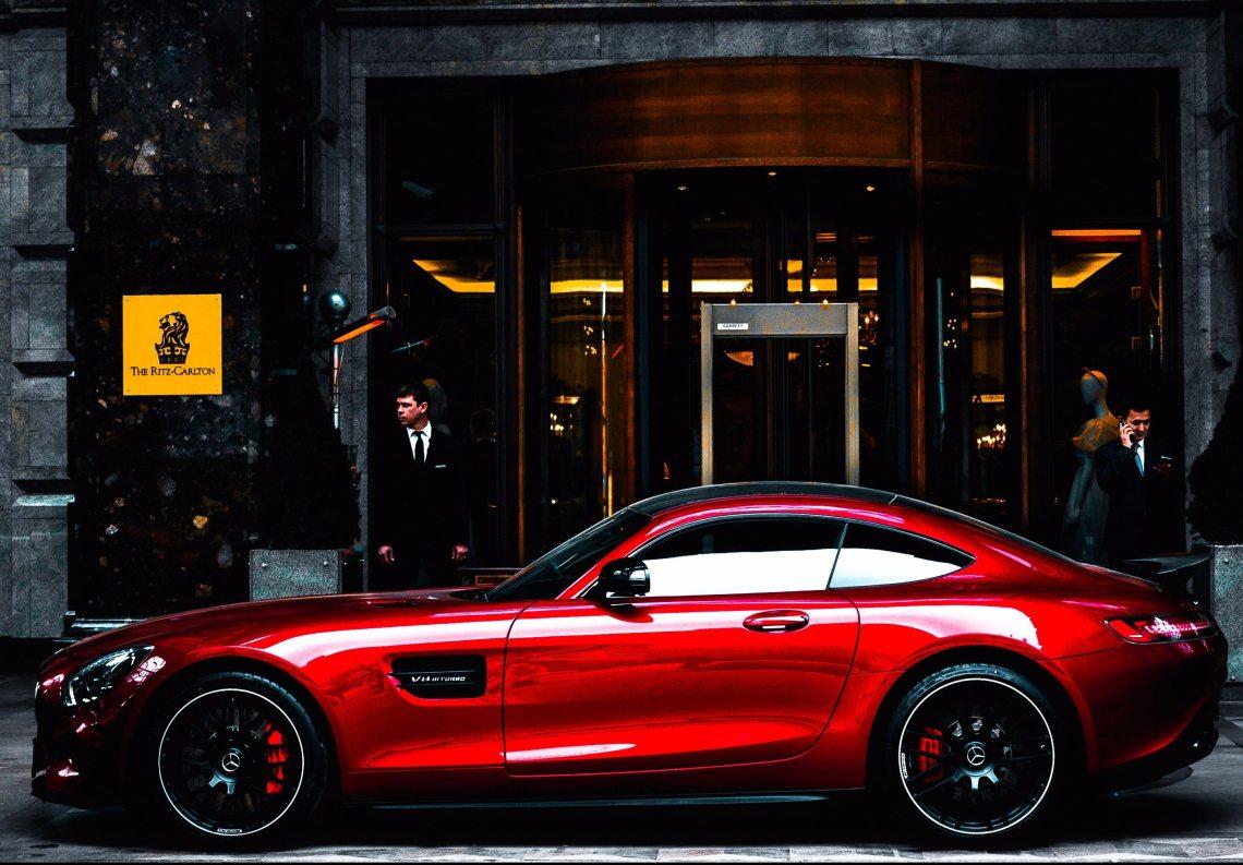 valet parking for event