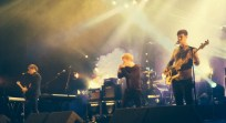 Kodaline on Stage (The Olympia)